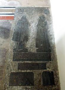 Berden_St_Nicholas_interior_-_15_An_Thompson_memorial_brass